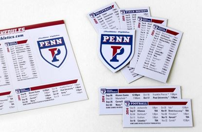 Penn Multi-Sports Schedules