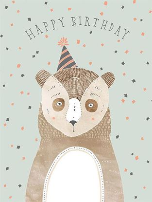 Picture of Birthday Bear