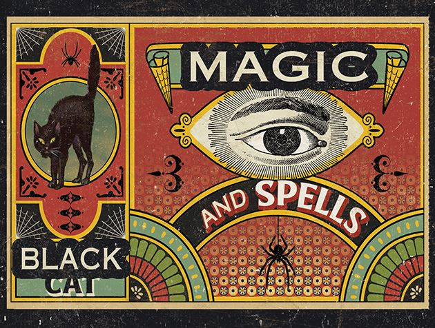 Picture of Black Cat Magic & Spells