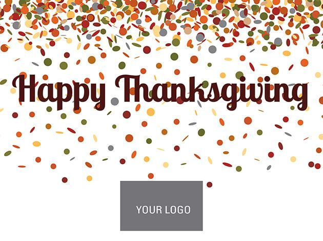 Picture of Happy Thanksgiving  - Logo